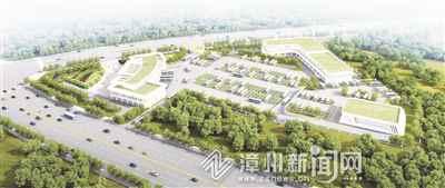 西部公交枢纽站正式开工建设可停229辆公交车预计明年6月竣工