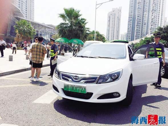 厦门1072辆不符合条件的网约车被查获 平台公司受处罚