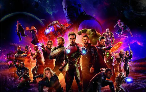 复仇者联盟3无限战争片长公布 成为篇幅最长漫威电影