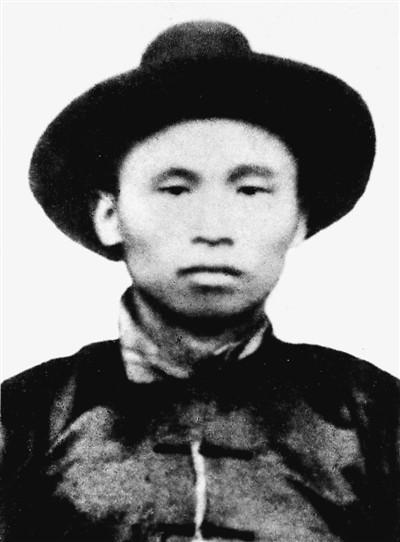 为了民族复兴·英雄烈士谱:工人运动先驱林祥谦