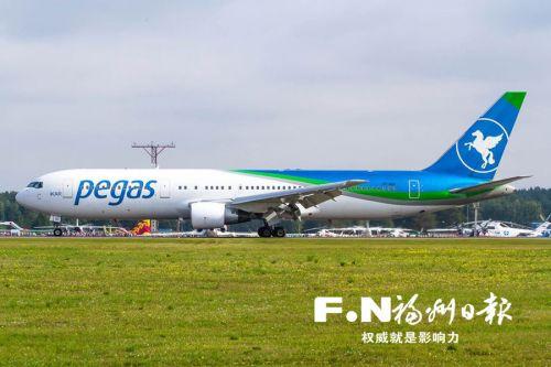 福州机场首条直飞欧洲的洲际航线开通 福州10小时直达莫斯科