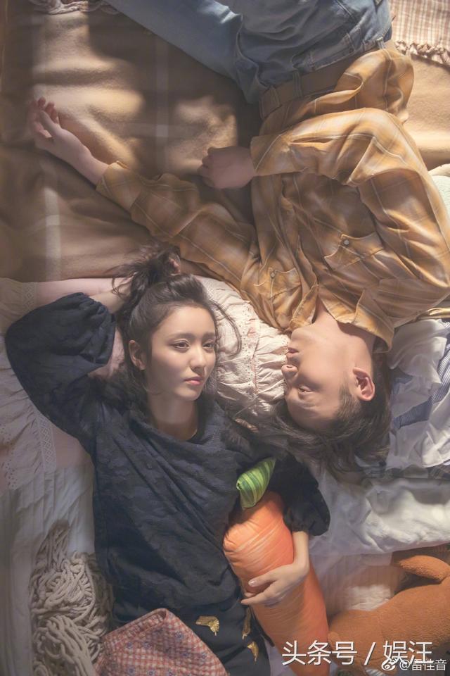 雷佳音头围之谜解开:比佟丽娅腰围都大网友:怪不得有公用枕头
