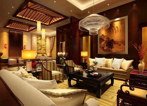 中式装潢的风格特点 装修的注意事项