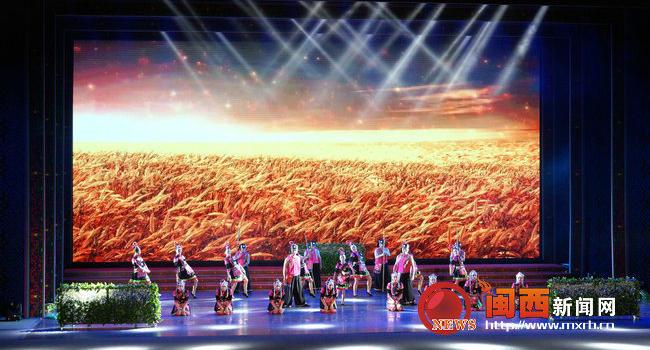龙岩这场民族味浓浓的歌舞表演你看了吗?