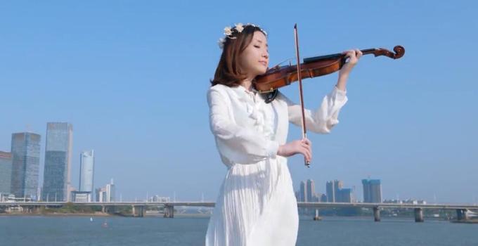 首届数字中国建设峰会迎宾曲《天下福地 最美福州》MV(童声合唱版)
