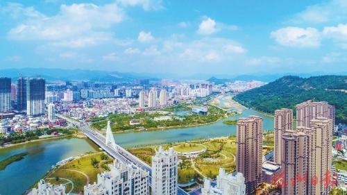 福清:智慧城市建设 点亮城市生活