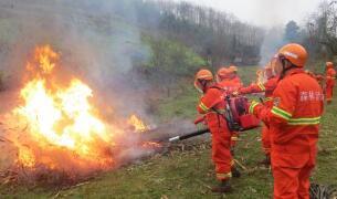 龙岩市永定区兑现森林防火工作奖励16.81万元