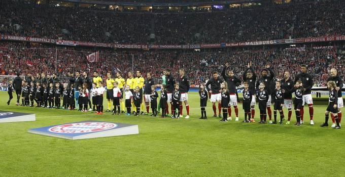足坛球员500强,拜仁19将皇马14人,欧冠干2场!