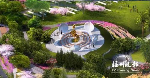 福州将再添一个花海公园!就在永泰大樟溪自行车道
