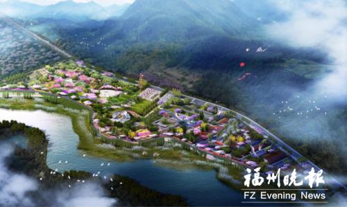永泰大樟溪自行车道将配建花海公园