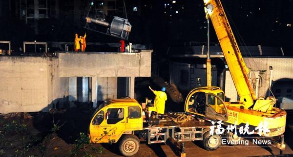 福州祥坂污水处理厂提标改造6月底完成