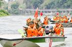 福建武警:水上演练 备战汛期