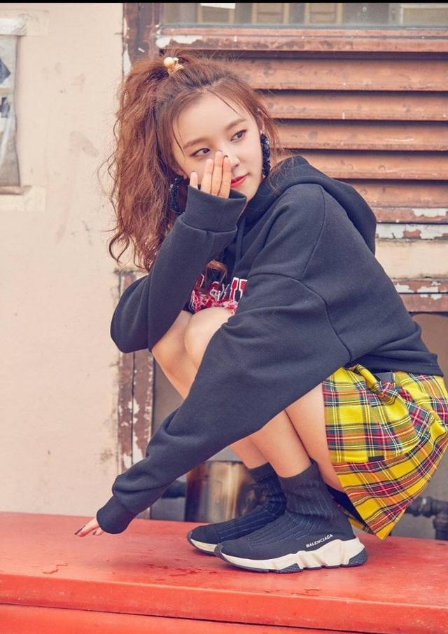 Cube新女团中的中国妹子宋雨琦 理科学霸街舞社社长嗓音暴击