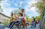 轮椅上福道 共享福州美