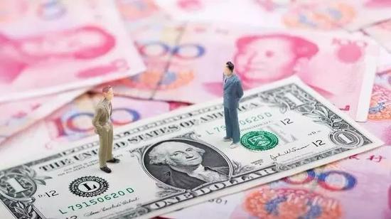跷跷板上的人民币与美元 不会干扰货币政策取向