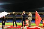 第17届世界中学生运动会闭幕 晋江接旗