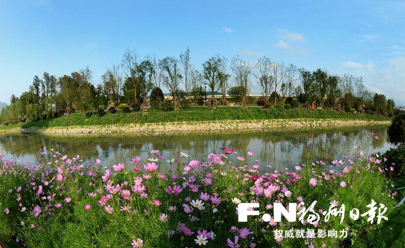 海绵城市建设:福州内河治理经验全国推介