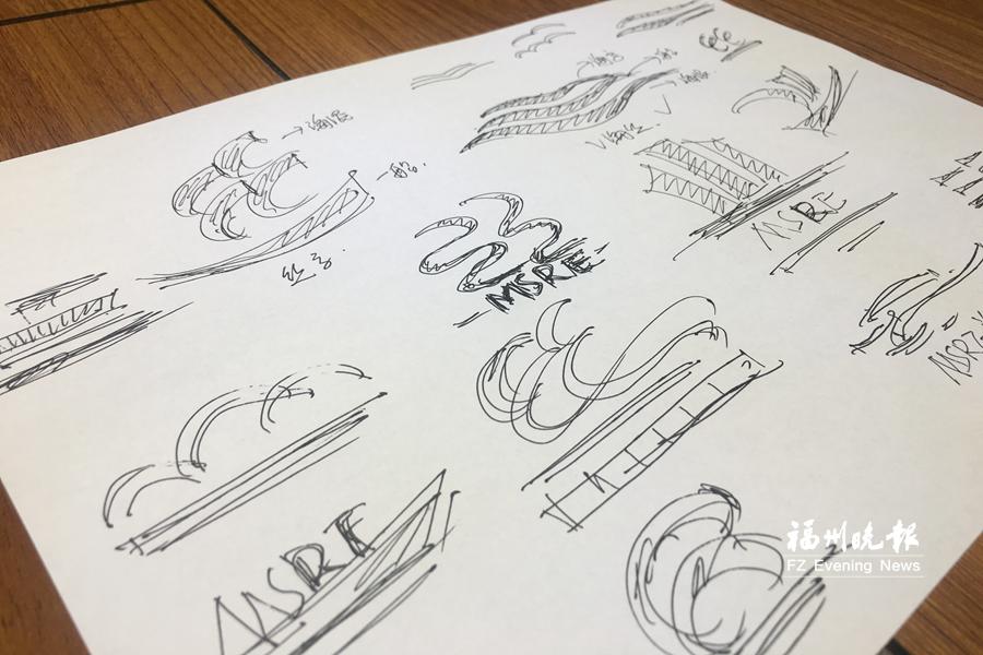 这个设计师真有料:海丝博览会会徽、数字峰会标志都出自他手