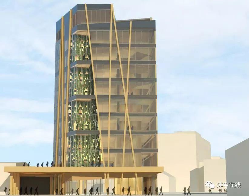 高70米,预计造价2.65亿!全国最高木结构大楼将落户三明尤溪!