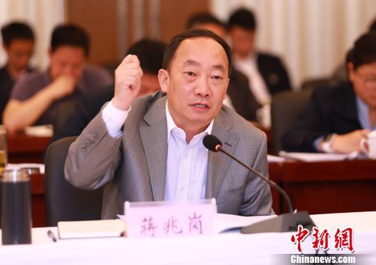云南派出所悬赏10万元通缉西南林业大学校长蒋兆岗