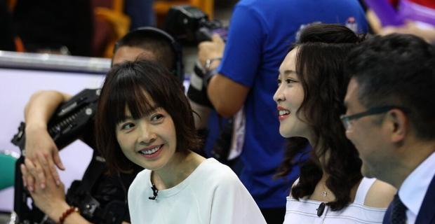 惠若琪自爆奥运幕后故事 感谢郎平鼓励改变人生