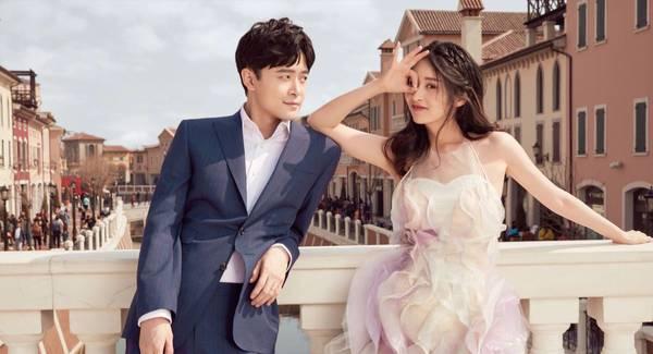 付辛博颖儿携女儿赴巴厘岛 将于5月15日举办婚礼