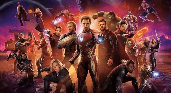 《复联3》钢铁侠曾输给美队,现在孰强孰弱呢?这个镜头说明一切