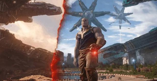 《复联3》实力最强的四位英雄,托尼战甲花样众多,雷神吊打灭霸