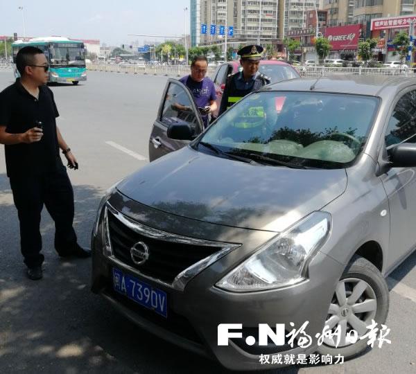 """福州向网约车""""开刀""""动真格 强化司机背景审查"""