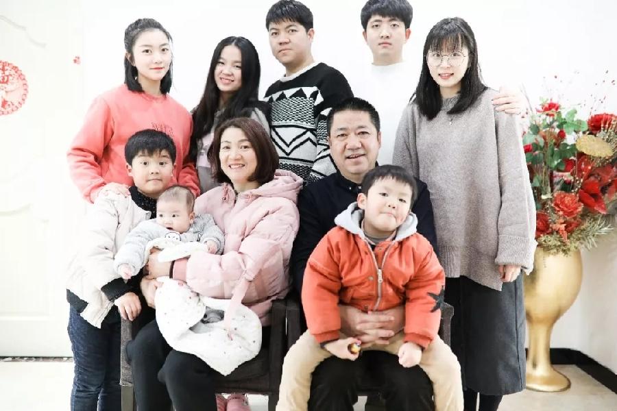 2018年度全国最美家庭揭晓 福建25户家庭上榜