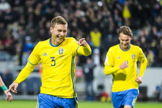 瑞典公布世界杯23人大名单:曼联铁卫领衔 伊布无缘