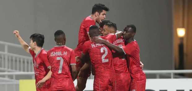 2018亚冠:杜哈伊勒8战全胜8-3晋级 伊卡各两队出线