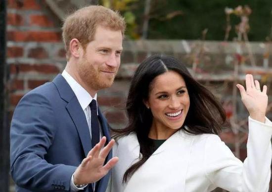 哈里王子大婚或颠覆传统:拒收份子钱 未邀各国政要