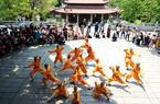 航拍泉州少林寺 感受禅武文化