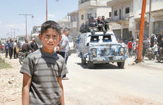 叙利亚政府军收复霍姆斯