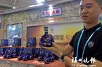 马祖高粱酒首次正式亮相大陆展会 年底福州开售