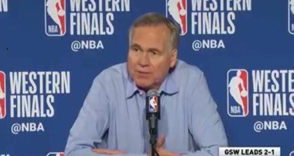 德安东尼:我们打得太软,必须在这拿下一场