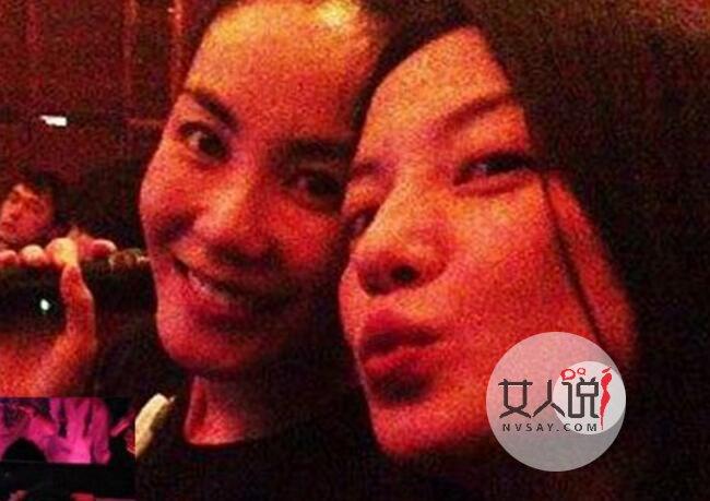 王菲赵薇KTV嗨唱 天后居然唱JJ经典歌曲声音好苏被迷住了