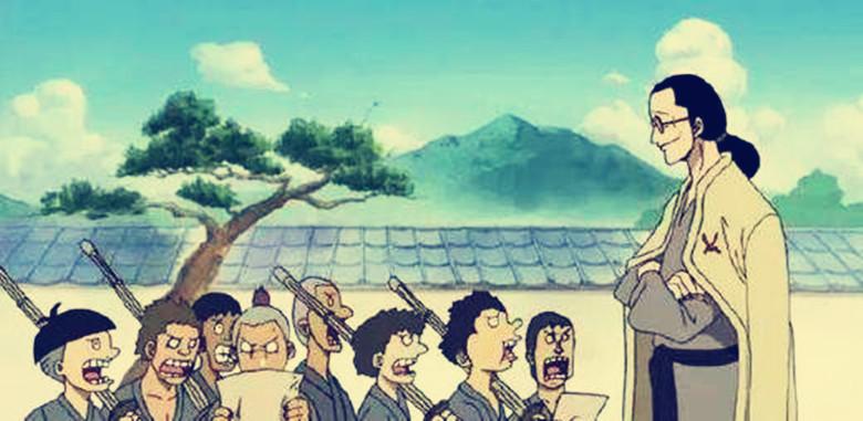 海贼王漫画905话,绿牛被派往和之国执行计划,索隆最强的帮手将至