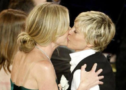 艾伦·德詹尼丝有过男朋友吗 年轻时的花心情史与霉霉比如何