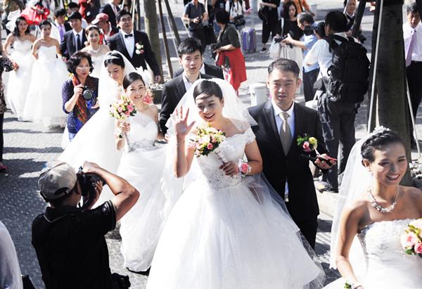 一辈子一次的大事 新人结婚当天流程安排表