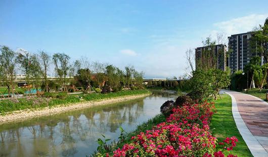 福州:十里台屿河 告别黑臭迎新生