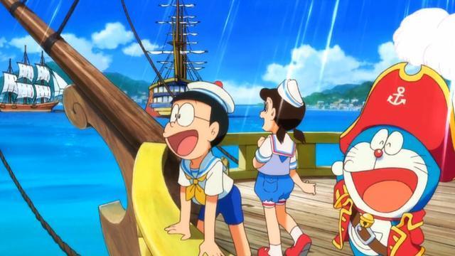 哆啦 A 梦 大雄的金银岛 相关的5个有趣小秘密图片