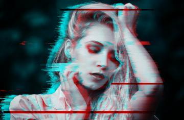抖音传说黑夜十二点魔法是什么歌谁唱的 安娜的橱窗完整歌词