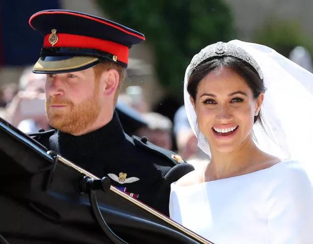 跟着梅根王妃学新娘裸妆 让你惊艳婚礼现场!