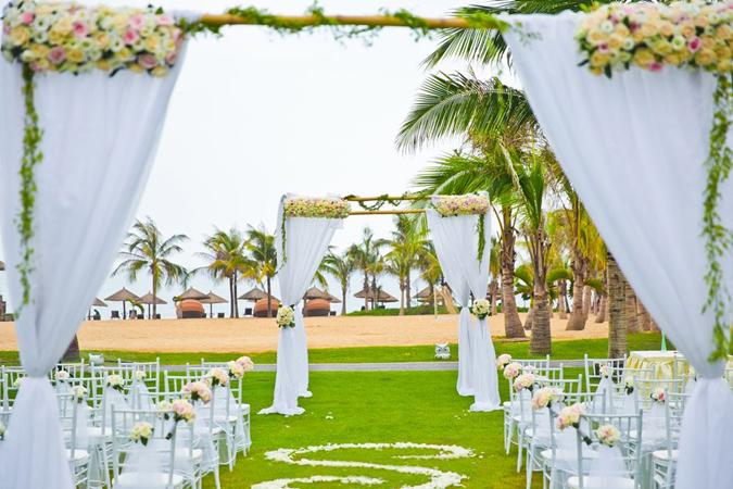 婚礼现场新奇创意 贴心细节体验别样的温馨