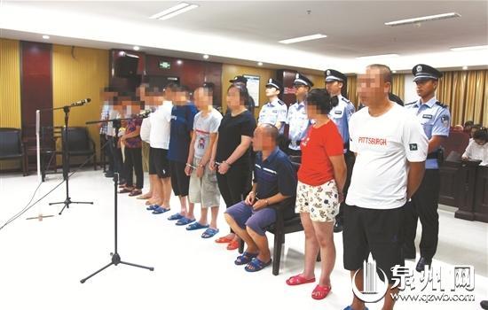 特大拐卖儿童案宣判 13名被告人拐卖11名男婴获刑