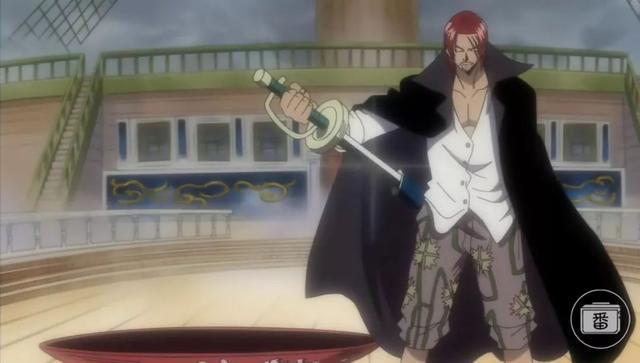 为何红发海贼团全员都拒吃恶魔果实?原因竟与罗杰有关?