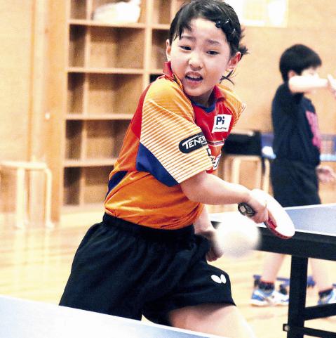 张本妹妹将征战国际赛 叫板中国梦想拿奥运金牌
