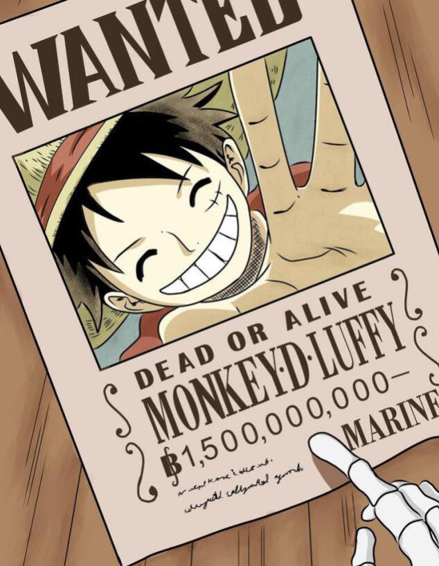 海贼王漫画906话:路飞赏金将飙涨至20亿! 七武海被彻底废除